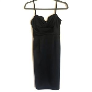 White House Black Market | Satin Dress